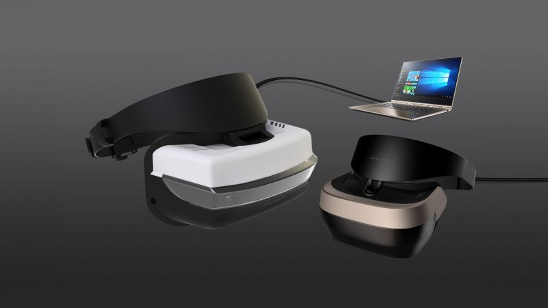 Windows 10 VR, VR, Virtual Reality, VR headset