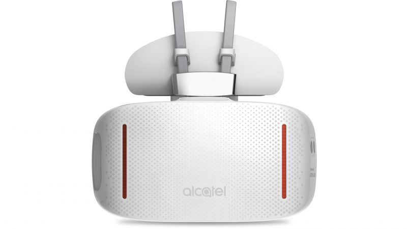 Alcatel Vision, VR, review, IFA 2016 (horizontal)