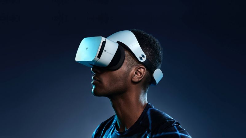 MI VR, Xiaomi, VR, Virtual Reality, VR headset (horizontal)