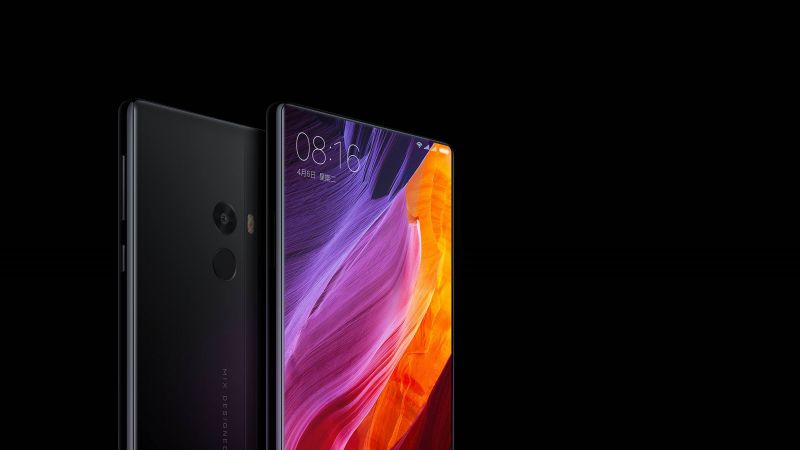 Xiaomi Mi MIX, review, best smartphones