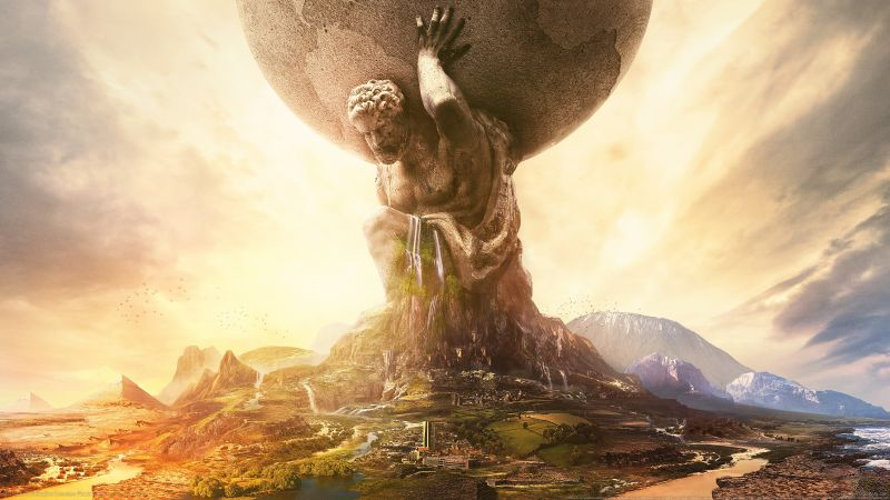Sid Meier's Civilization 6, best games (horizontal)