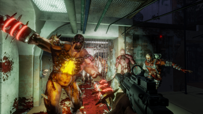 Killing Floor 2, PS4 Pro, best games