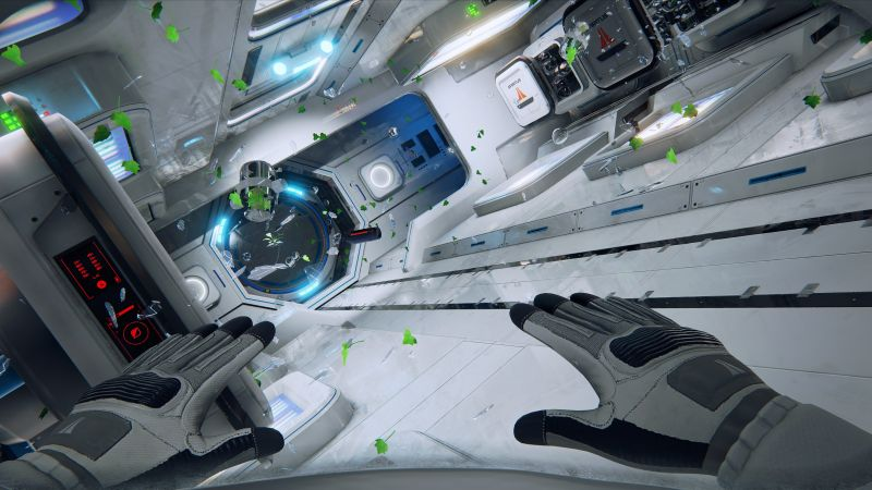 Adr1ft, VR, space, Oculus Rift, PS4, Xbox One (horizontal)