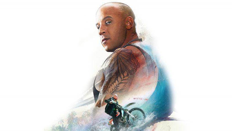 xXx: Return of Xander Cage, Vin Diesel, best movies