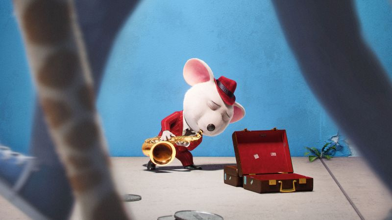 Sing, mouse, best animation movies of 2016