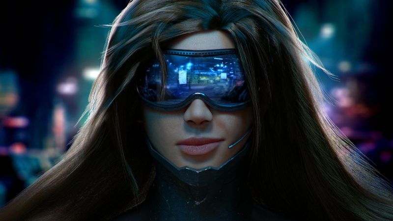 Cyberpunk 2077, cuberpunk, sci-fi, PC, PS 4, Xbox One (horizontal)