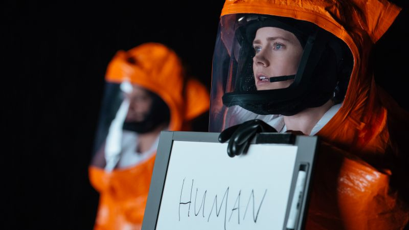 Arrival, Amy Adams, best movies