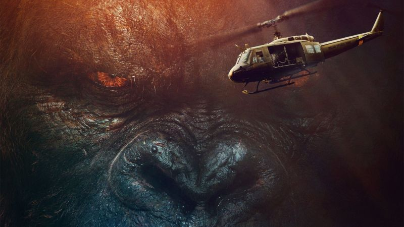 Kong: Skull Island, Tom Hiddleston, best movies (horizontal)