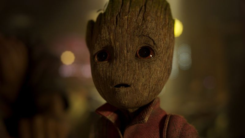 Guardians of the Galaxy Vol 2, baby groot, best movies