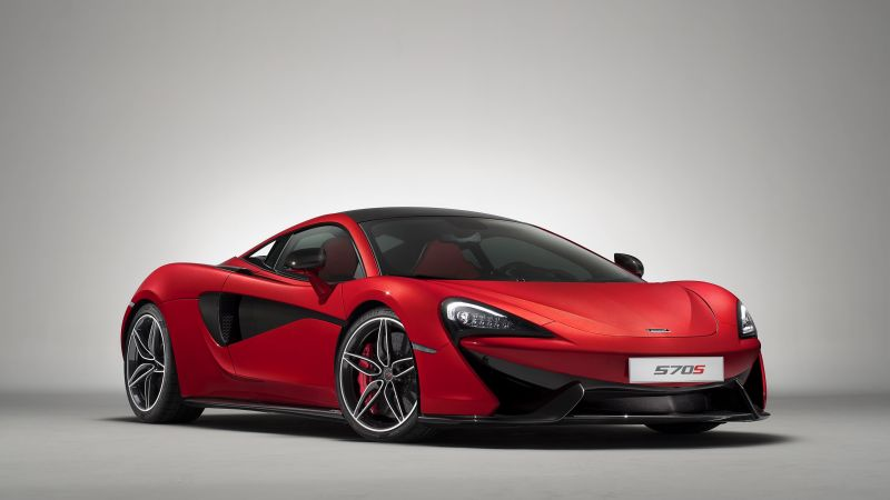 Mclaren 570, design edition, supercar