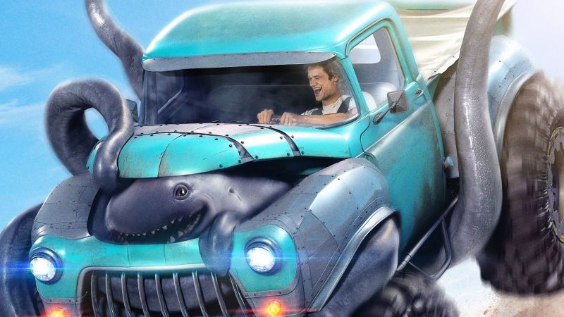 Monster Trucks, Lucas Till (horizontal)