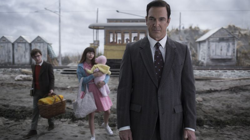 A Series of Unfortunate Events, Lemony Snicket, Patrick Warburton, best tv series (horizontal)