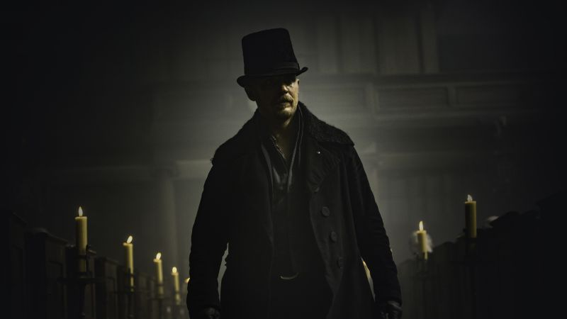 Taboo, Tom Hardy, best tv series (horizontal)