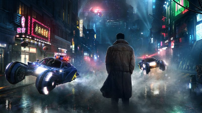 Blade Runner 2049, art, best movies