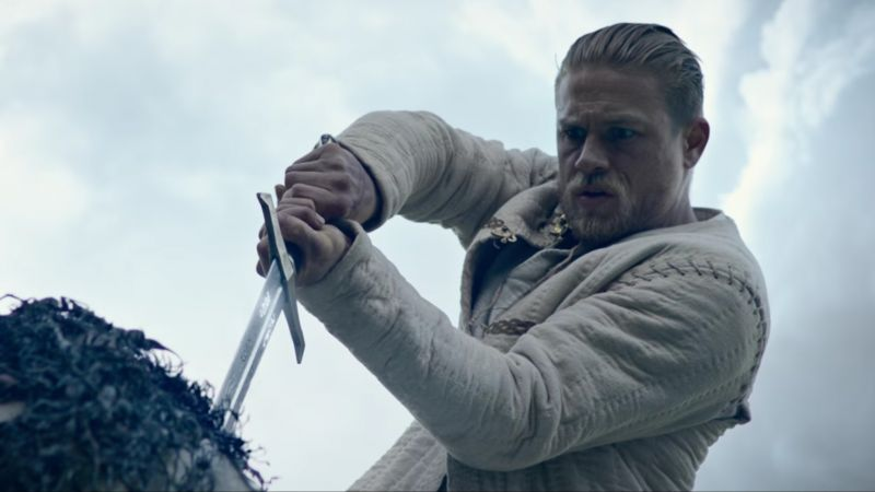 King Arthur Legend of the Sword, Charlie Hunnam, best movies (horizontal)