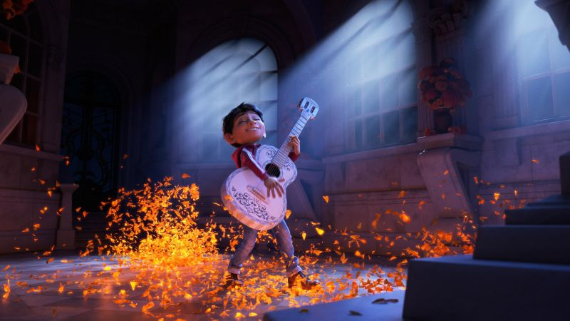 Coco, Gael García Bernal, best animation movies