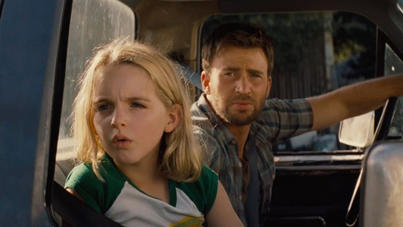 Gifted, Mckenna Grace, Chris Evans, best movies (horizontal)