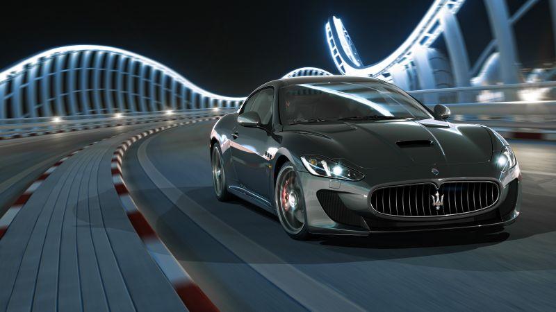 Maserati GranTurismo Sport, GranTurismo S, Sport Car (horizontal) ...