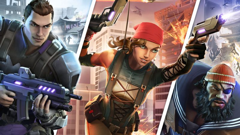 Agents of Mayhem, Saints Row, best games, PC, PS 4, Xbox One