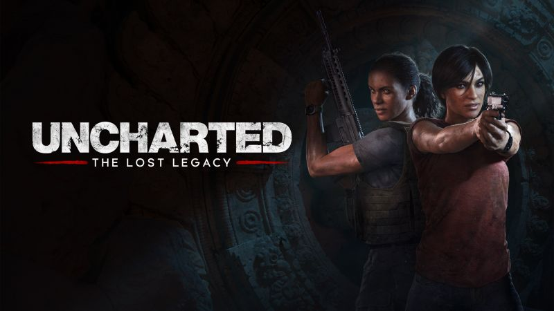 Uncharted: The Lost Legacy, best games, PS 4, PS 4 Pro