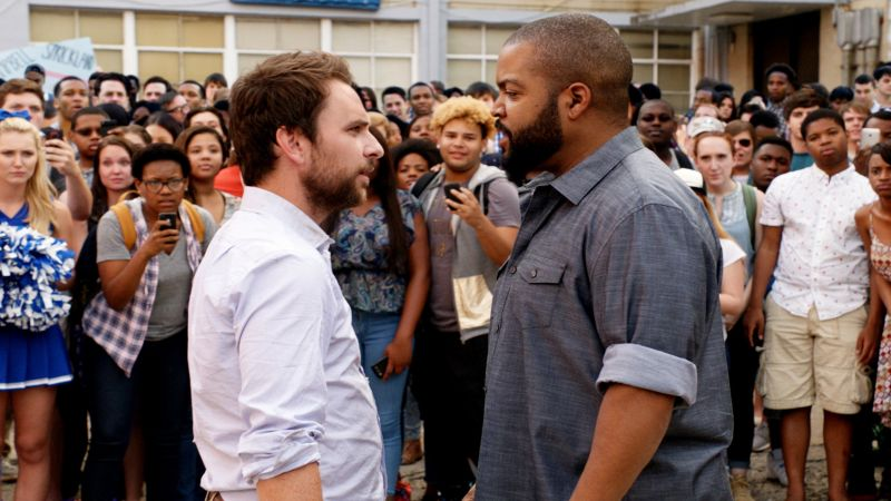 Fist Fight, Ice Cube, Charlie Day, best movies (horizontal)