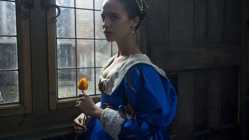 Tulip Fever, Alicia Vikander, best movies (horizontal)