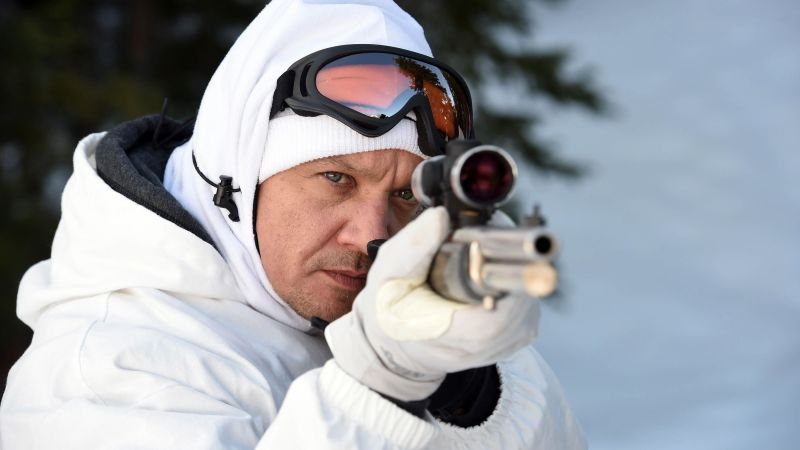 Wind River, Jeremy Renner, , sniper, best movies (horizontal)