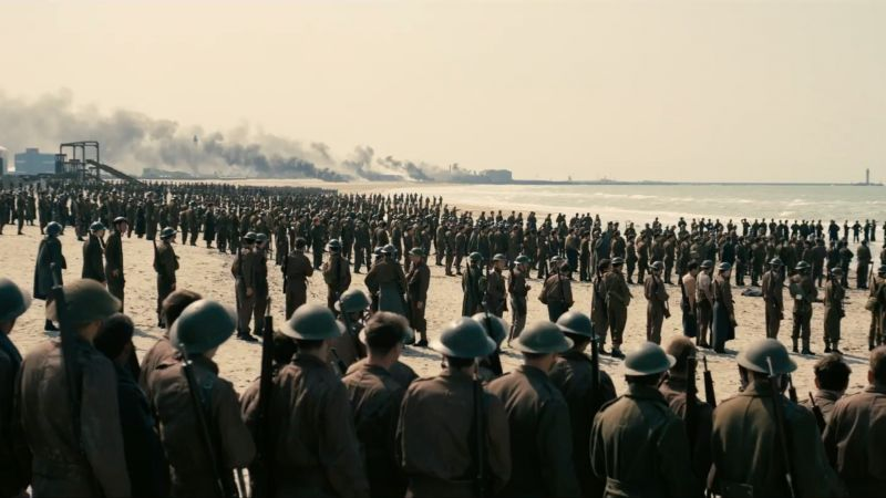 Dunkirk, army, Tom Hardy, Cillian Murphy, best movies (horizontal)