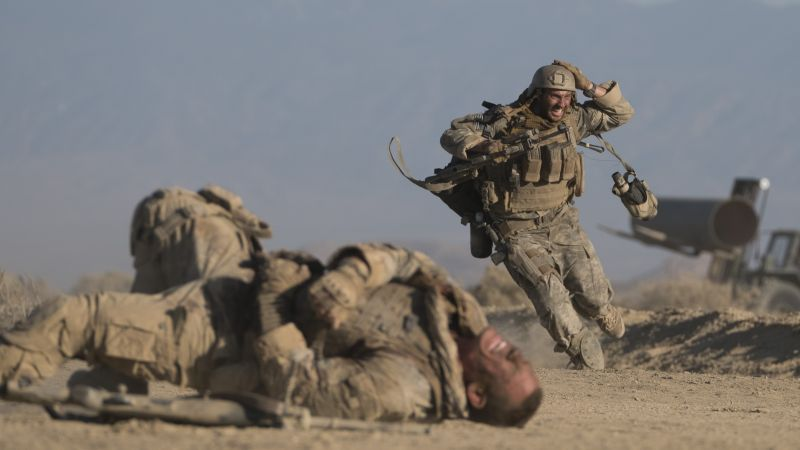 The Wall, Aaron Taylor-Johnson, war, best movies