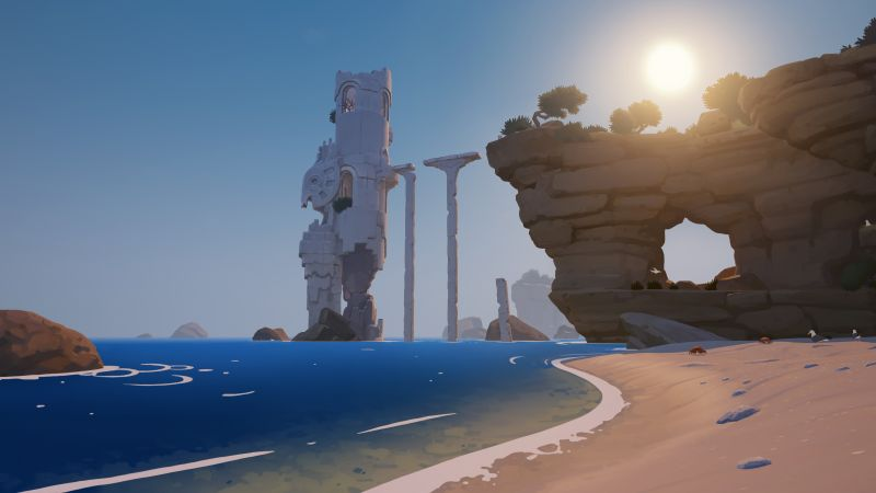 Rime, quest, platform, PS 4, Xbox One, PC, Nintendo Switch (horizontal)