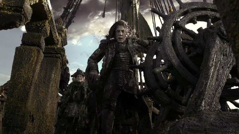 Pirates of the Caribbean: Dead Men Tell No Tales, best movies (horizontal)