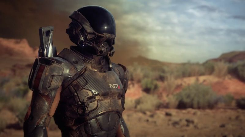 Mass Effect: Andromeda, mass effect, shooter, best games