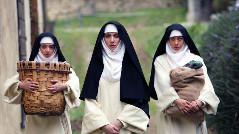The Little Hours, Sundance 2017, Alison Brie, Kate Micucci, Aubrey Plaza, best movies (horizontal)