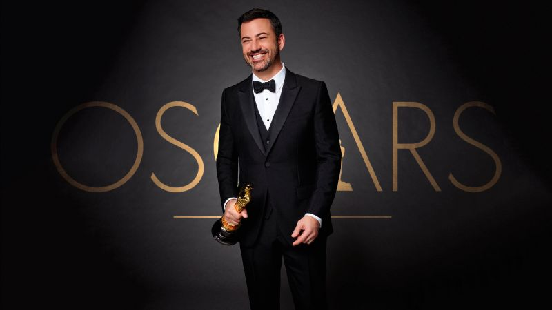 Oscar 2017, Jimmy Kimmel, host, 89th Academy Awards (horizontal)