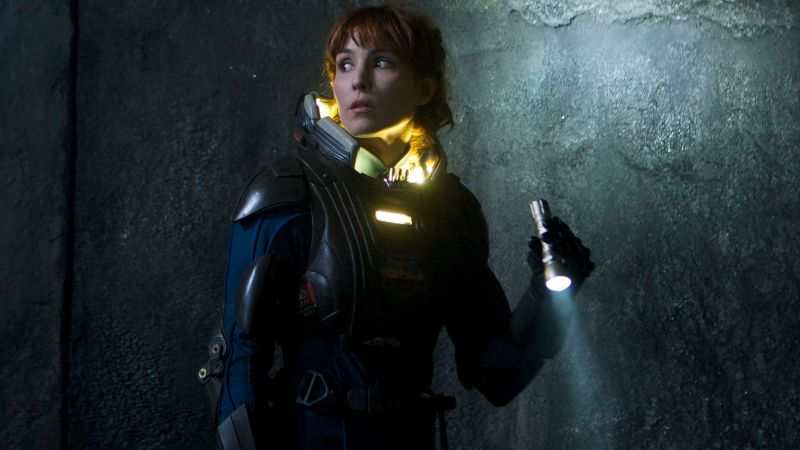Alien: Covenant, Noomi Rapace, best movies (horizontal)