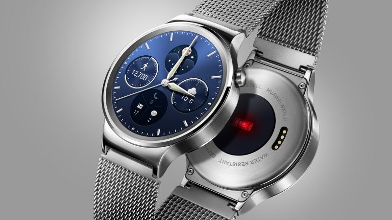 Huawei Watch 2, MWC 2017, best smartwatches (horizontal)