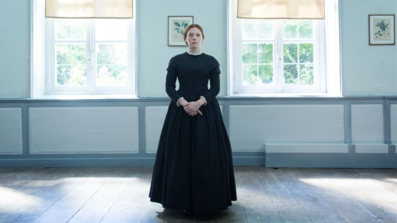 A Quiet Passion, Emma Bell, Emily Dickinson, biographical film (horizontal)