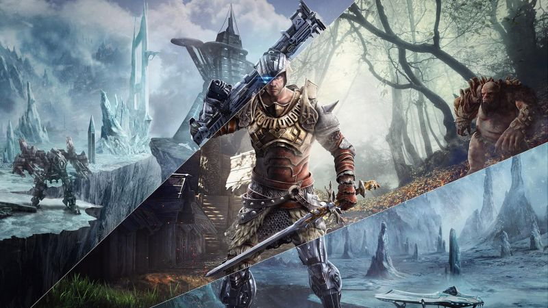 Elex, open world, best games, PC, PS 4, Xbox One