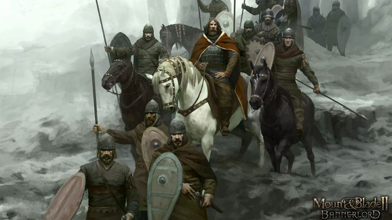 Mount & Blade II: Bannerlord, open world, best games, PC (horizontal)