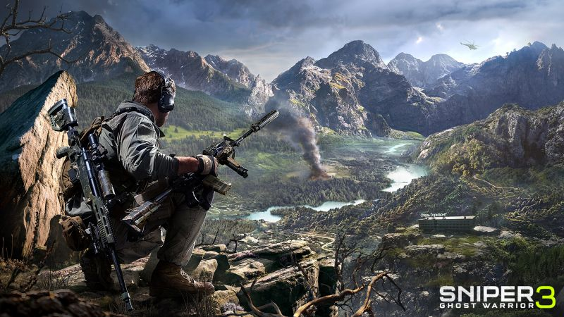 Sniper: Ghost Warrior 3, shooter, best games (horizontal)