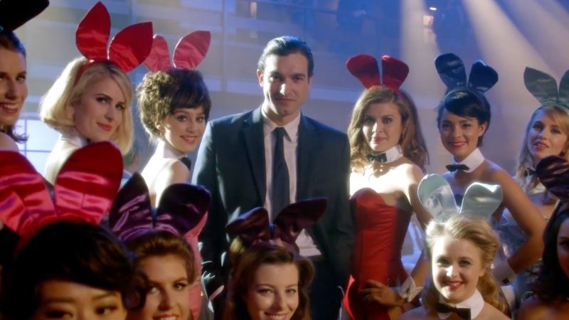 American Playboy: The Hugh Hefner Story, Matt Whelan, best tv series (horizontal)