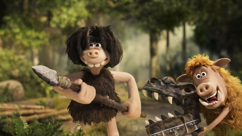 Early Man, Eddie Redmayne, best animation movies (horizontal)