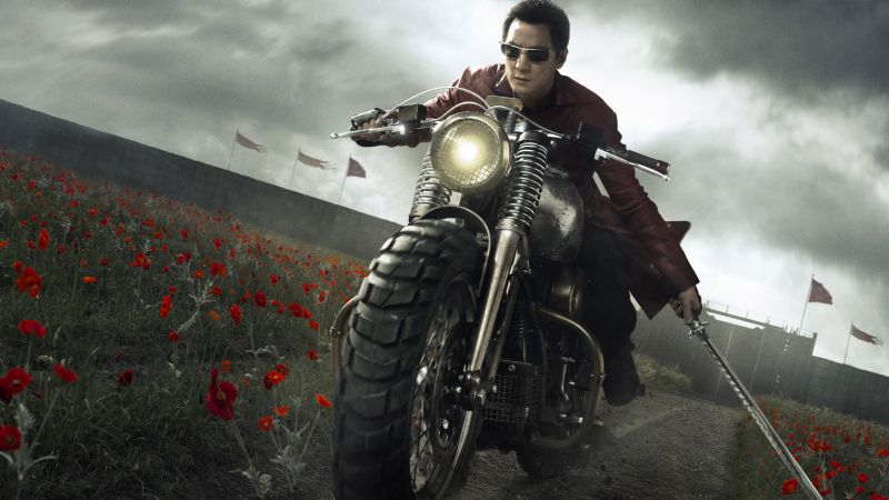 Into the Badlands, Daniel Wu, best tv series