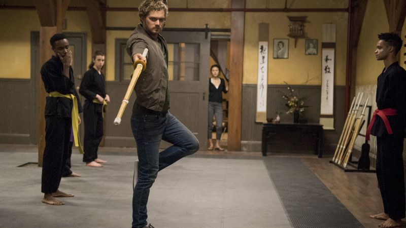 Iron Fist, Marvel, Finn Jones, best tv series (horizontal)