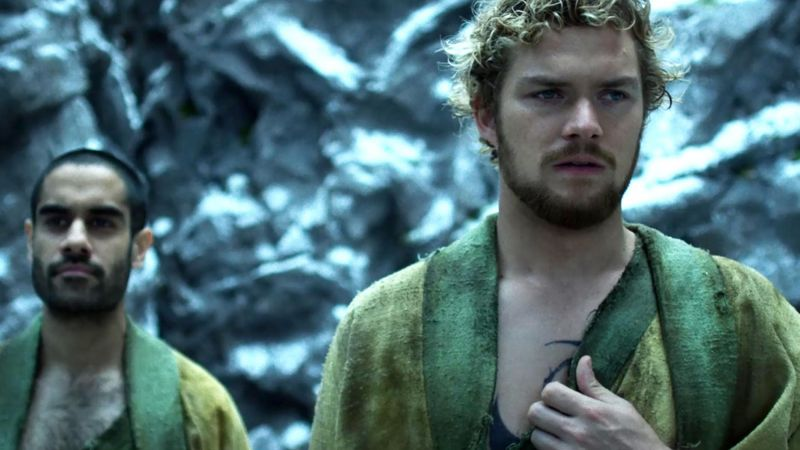 Iron Fist, Marvel, Finn Jones, best tv series
