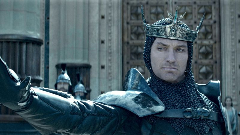 King Arthur Legend of the Sword, Jude Law, best movies