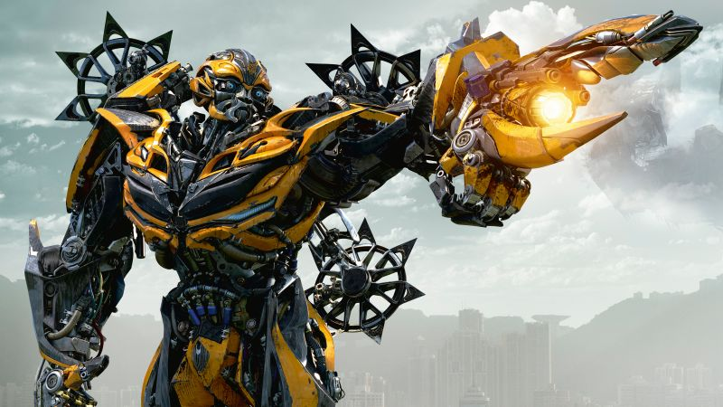 Transformers: The Last Knight, Transformers 5, Bumblebee, best movies (horizontal)