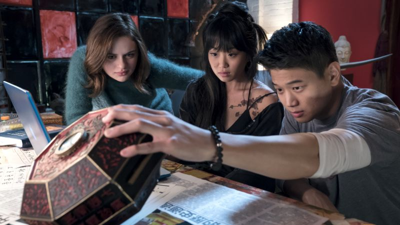 Wish Upon, Joey King, Ki Hong Lee, Alice Lee, best movies