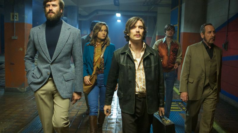 Free Fire, Brie Larson, Cillian Murphy, Sam Riley, best movies, crime