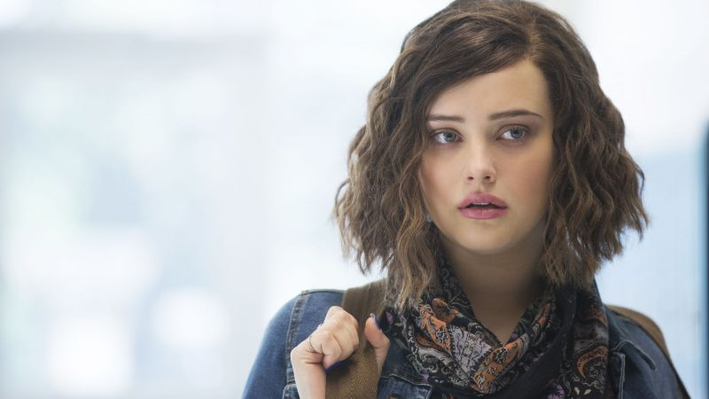 13 Reasons Why, Katherine Langford, best tv series (horizontal)